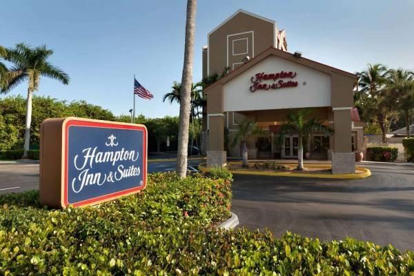 Hampton Inn - Suites Ft Lauderdale Arpt-So Cruise Port FL