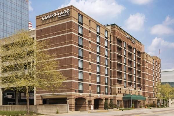 Hotel Courtyard Louisville Downtown