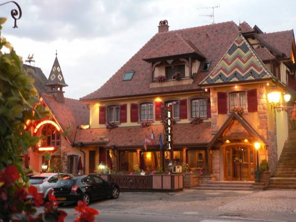 Hotel Le Mittelwihr