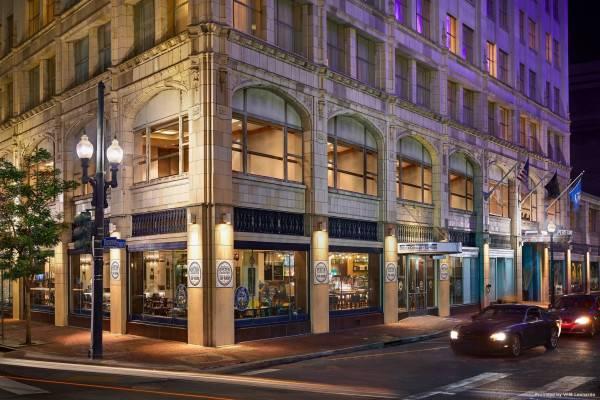 Renaissance New Orleans Pere Marquette Hotel im French Quarter