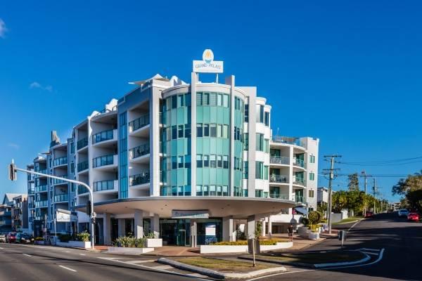 Hotel Grand Palais Beachside Resort