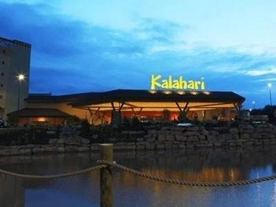 Hotel Kalahari Resorts Poconos