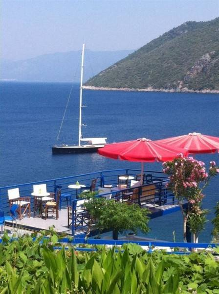 Hotel Nafsika Villas