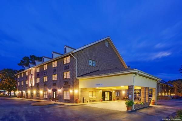 Hotel MainStay Suites Williamsburg I-64
