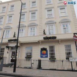 Hotel Best Western Buckingham Palace Road