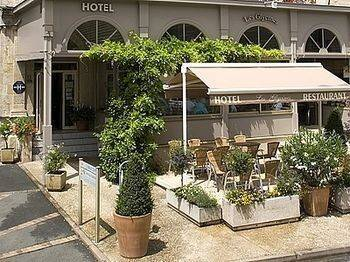 Hôtel les Glycines