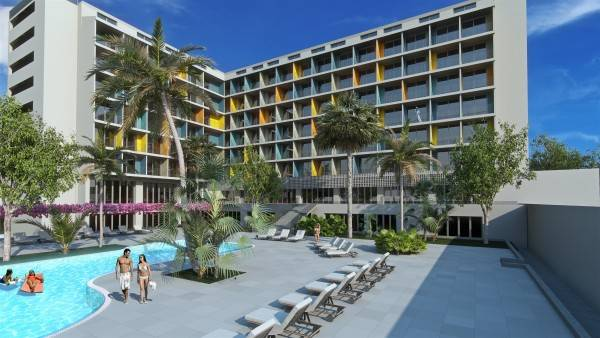 Aqua Hotel Slhouette & Spa Adults Only