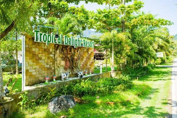 Hotel Tropical Delight Resort