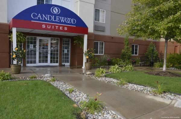Hotel Candlewood Suites DETROIT-WARREN