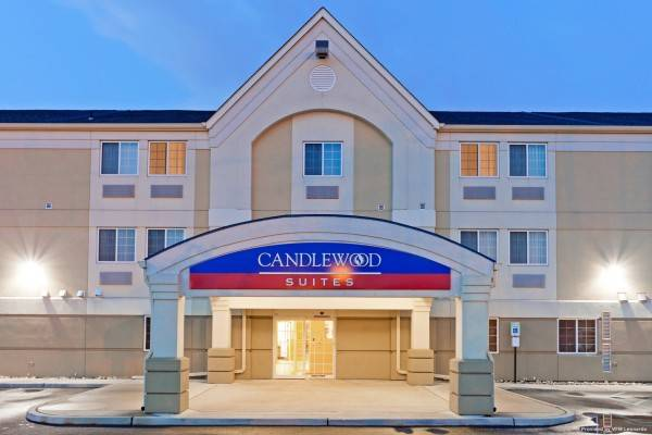 Hotel Candlewood Suites SECAUCUS - MEADOWLANDS