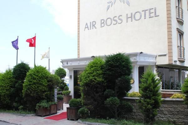 Hotel Airboss