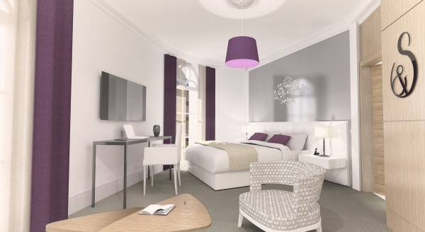 Hotel APPART'CITY CONFORT NIMES CENTRE ARENES