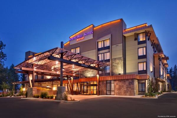 Hotel SpringHill Suites Coeur d'Alene