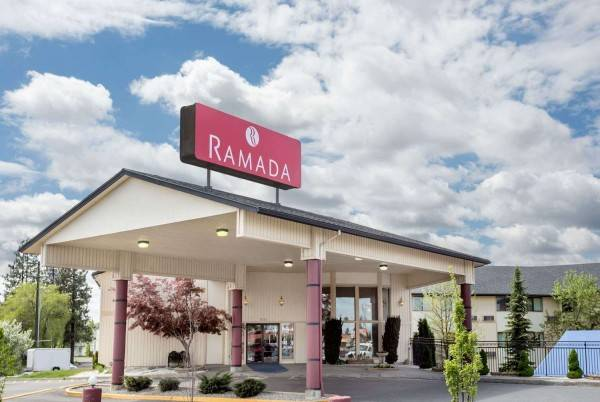 Hotel RAMADA NORTH SPOKANE