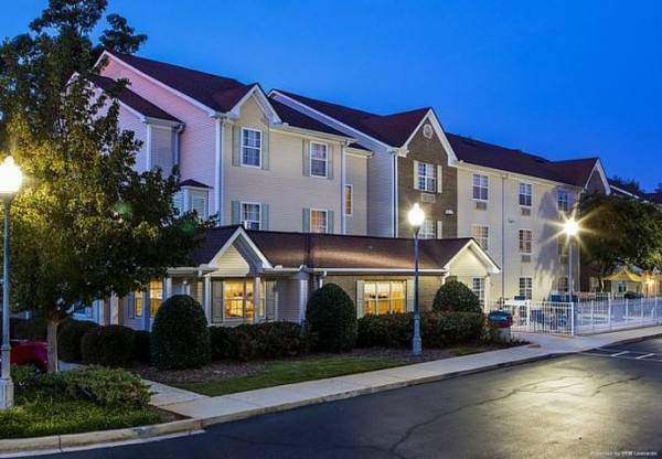 Hotel TownePlace Suites Greenville Haywood Mall