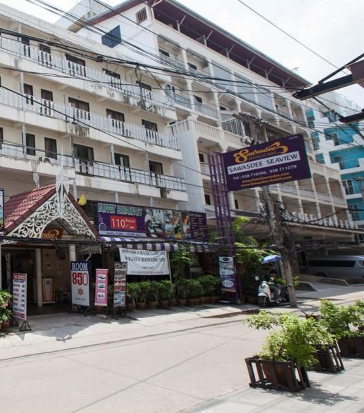 Hotel Sawasdee SeaView