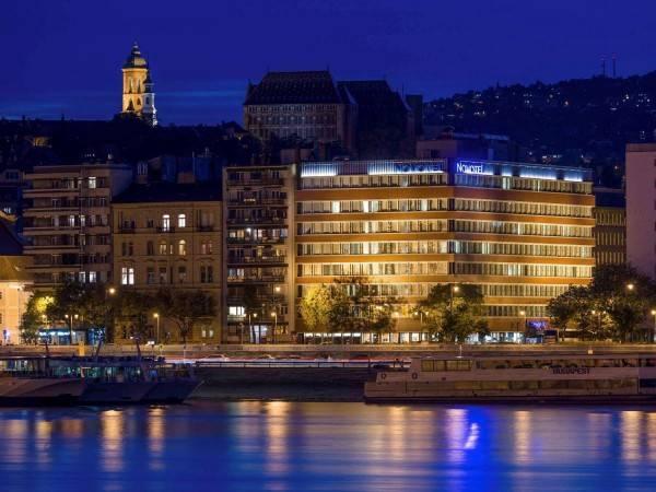 Hotel Novotel Budapest Danube