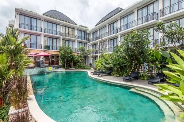 Hotel ZEN Rooms Sriwedari Ubud 1