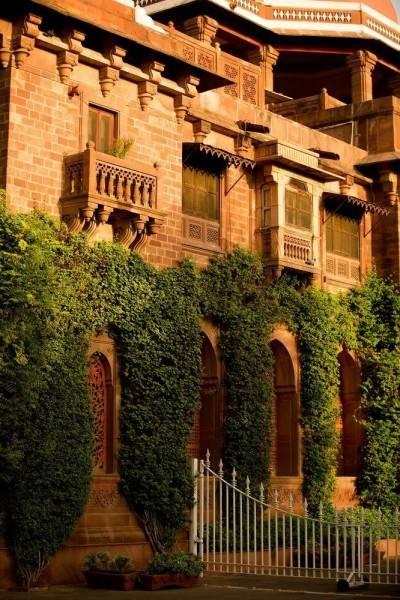Hotel The Ajit Bhawan - A Palace Resort