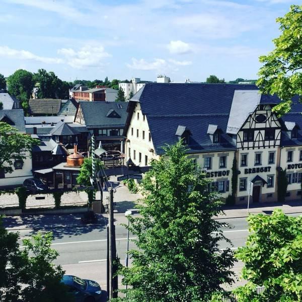 Hotel Braugut Hartmannsdorf