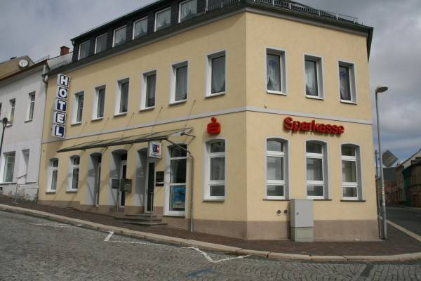Hotel Stadt Pausa