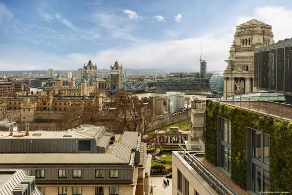 Hotel DoubleTree by Hilton London - Tower of London