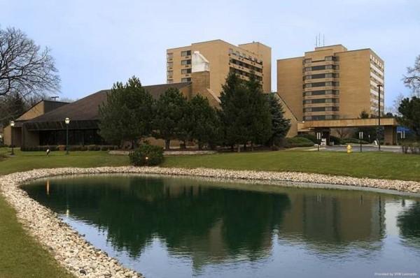 Hotel Hilton Chicago/Northbrook