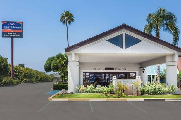 Hotel HOJO FULLERTON CONF CENTER