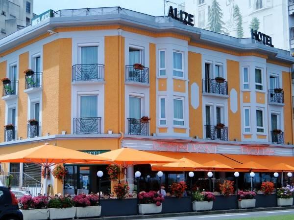 Évian-les-Bains Hôtel Alizé The Originals Boutique (ex Inter-Hotel)
