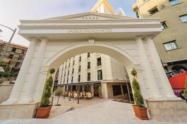 Hotel Lausos Palace