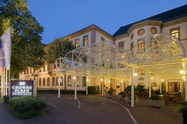 Hotel Crowne Plaza HEIDELBERG CITY CENTRE