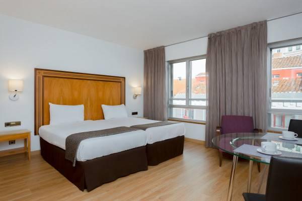 Hotel Apartamentos Leganitos