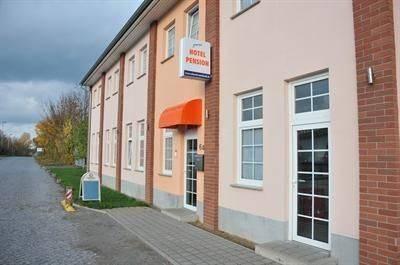 Hotel Pension garni Schwerin Unterkunft Haus Schreiber