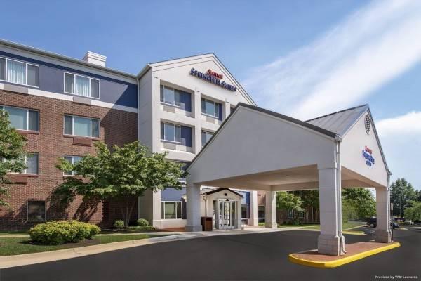 Hotel SpringHill Suites Herndon Reston