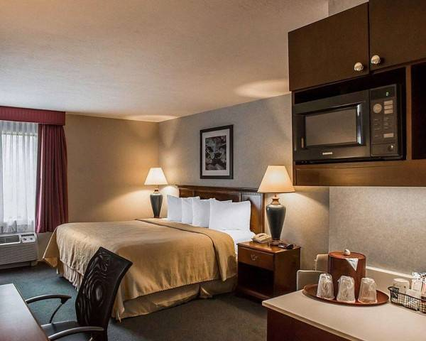 Quality Inn and Suites Cincinnati I-275