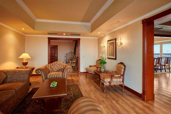 Hotel Hilton Cairo Zamalek Residences