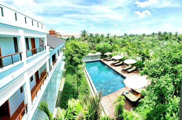 Hotel La Residence Blanc Angkor