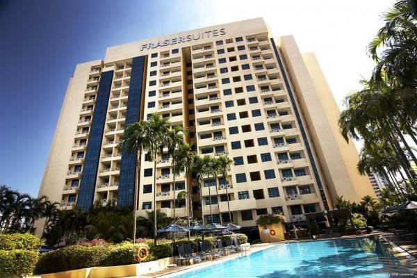 Hotel Fraser Suites Singapore