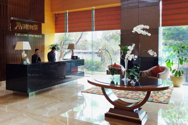 Hotel The Mayflower Jakarta - Marriott Executive Apartments