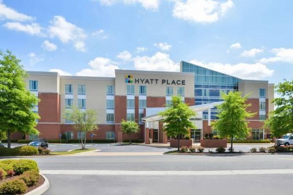 Hotel Hyatt Place Chesapeake Greenbrier