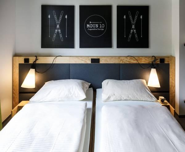 Hotel moun10 Jugendherberge