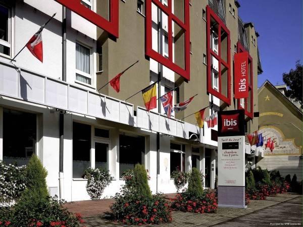 Hotel ibis Mulhouse Ville Gare Centrale
