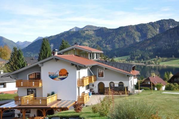 Hotel Ferienhäuser Morgenfurt - Urlaub mit Seen-Sucht