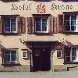 Hotel Krone am Obertor Garni