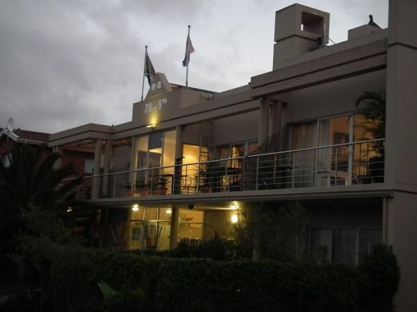 Hotel 78on5th in Hermanus