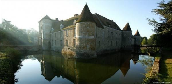 Hotel ZZ-TBD-Chateau de Villiers