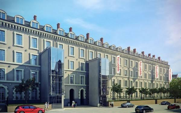 Hotel APPART'CITY CONFORT REIMS CENTRE