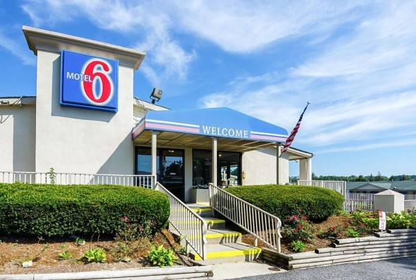 Motel 6 Wytheville VA