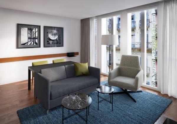 Hotel Fraser Suites Geneva