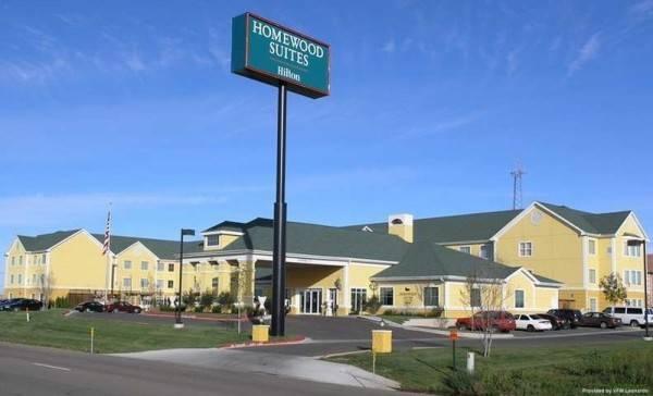 Hotel Homewood Suites by Hilton Amarillo